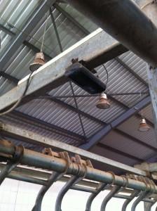 Антенна системы heatime ИК