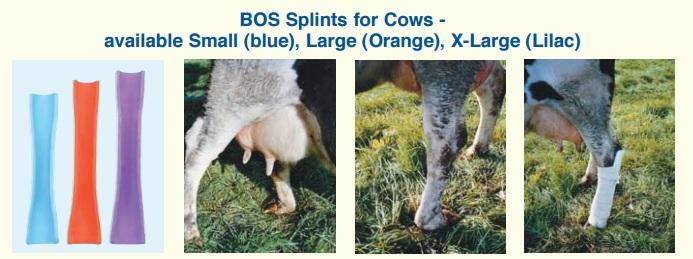 BOS Splints для коров