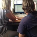 Обучение оператора работе с программой