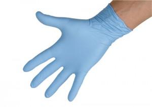Перчатки универсальные для обследования NITRILE