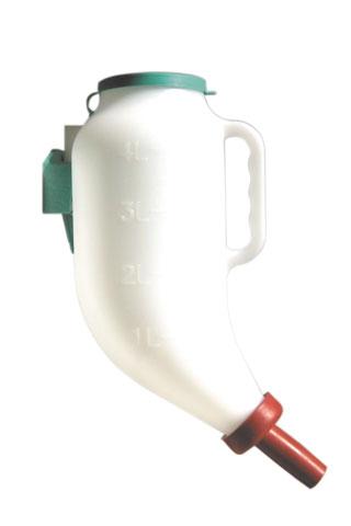 бутылка для сухого корма