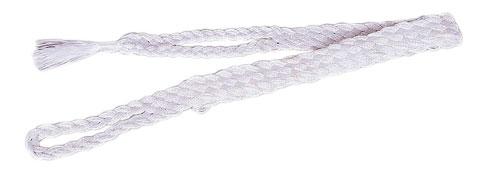акушерская веревка белая