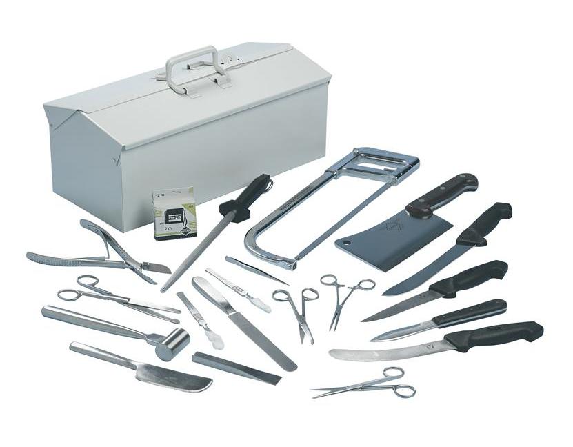 Набор паталогоанатомический в чемодане
