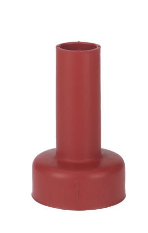 Запасная соска к бутылке с сухим кормом для телят