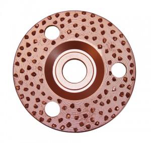 Диск для обработки копыт редкое нанесение 115 мм