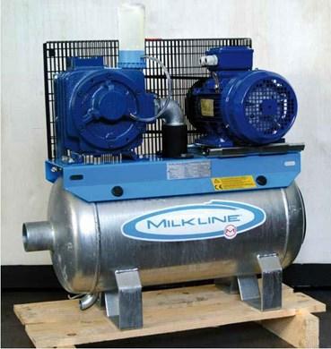 Вакуумная установка Milkline