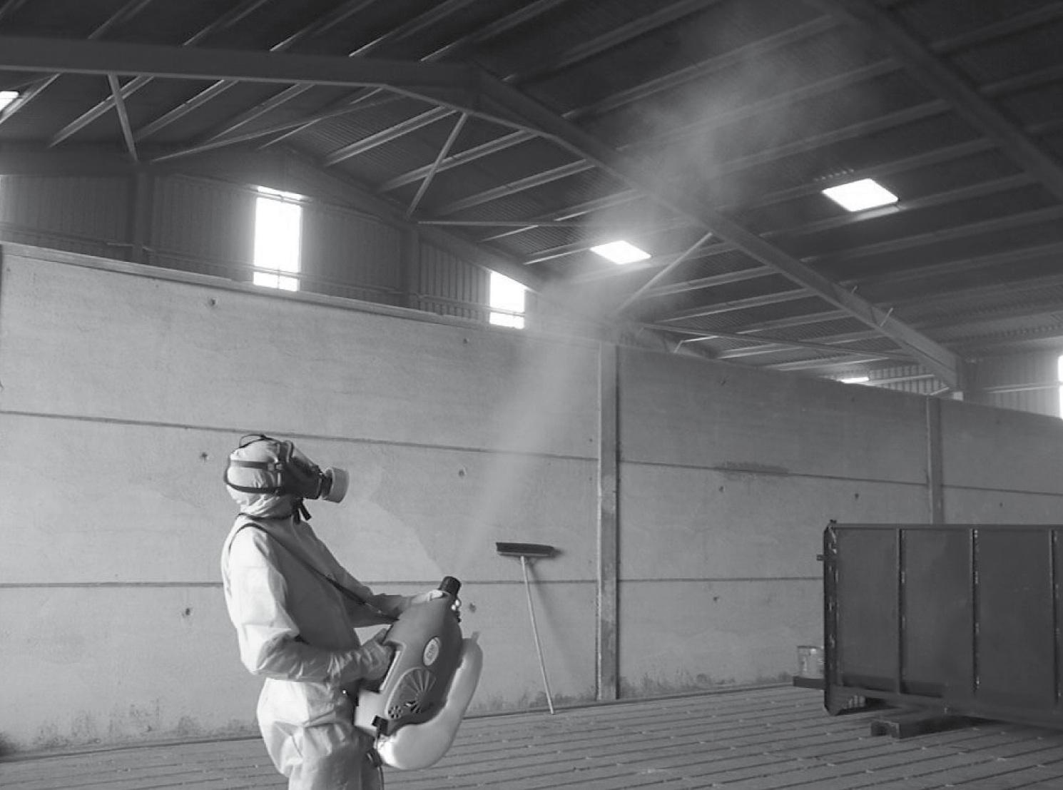 Генераторы холодного тумана VectorFog