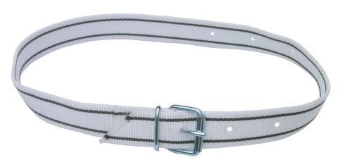 Маркировочный ошейник 135 см. бело-черный