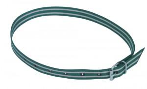 Маркировочный ошейник 135 см. зеленый